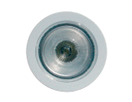 Luz led empotrable alta int. 60 mm.