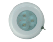 Luz led c/interruptor blanca 90 mm.